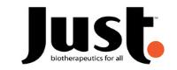 Just Biotherapeutics Company Logo